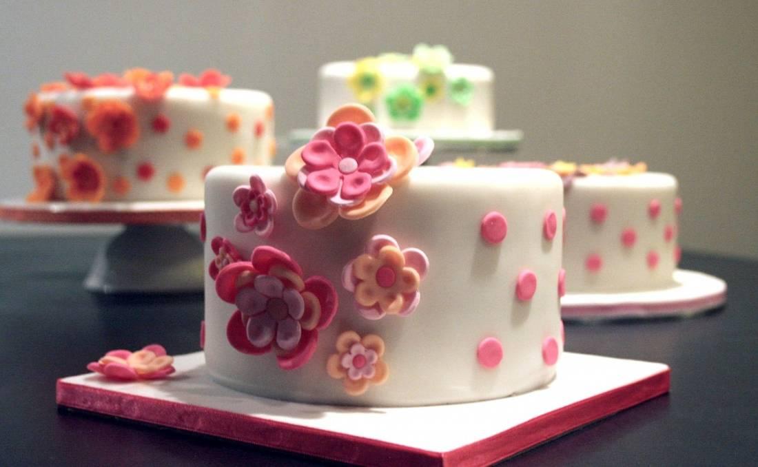 Il taglio della torta : tendenza cake design