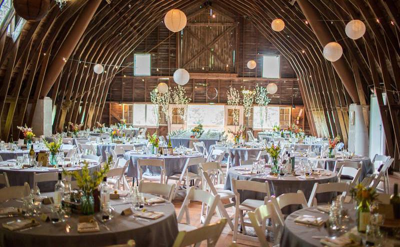 Matrimonio in stile rustico: il ricevimento