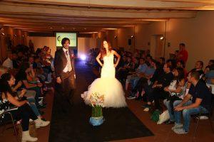 Passerella La sfilata sposi della fiera 2016