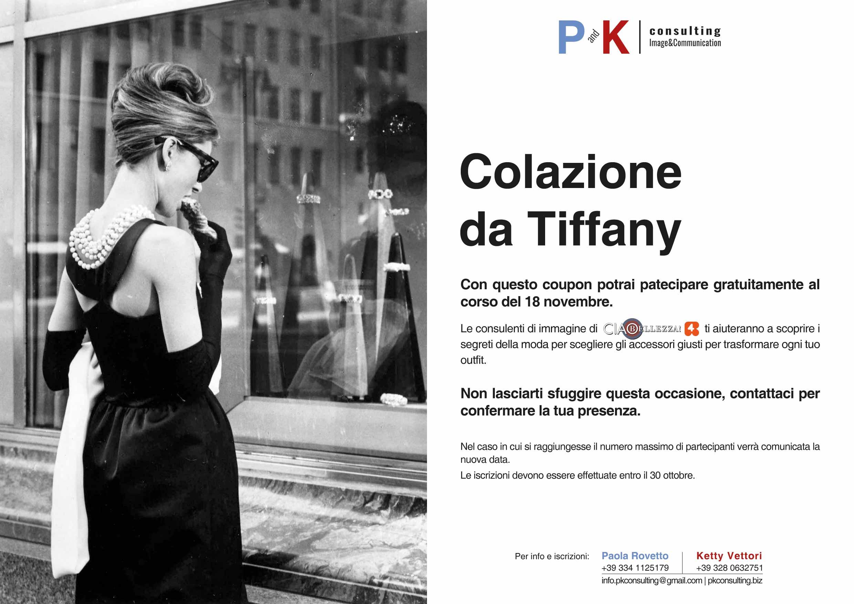 P&K Consulting Colazione da Tiffany