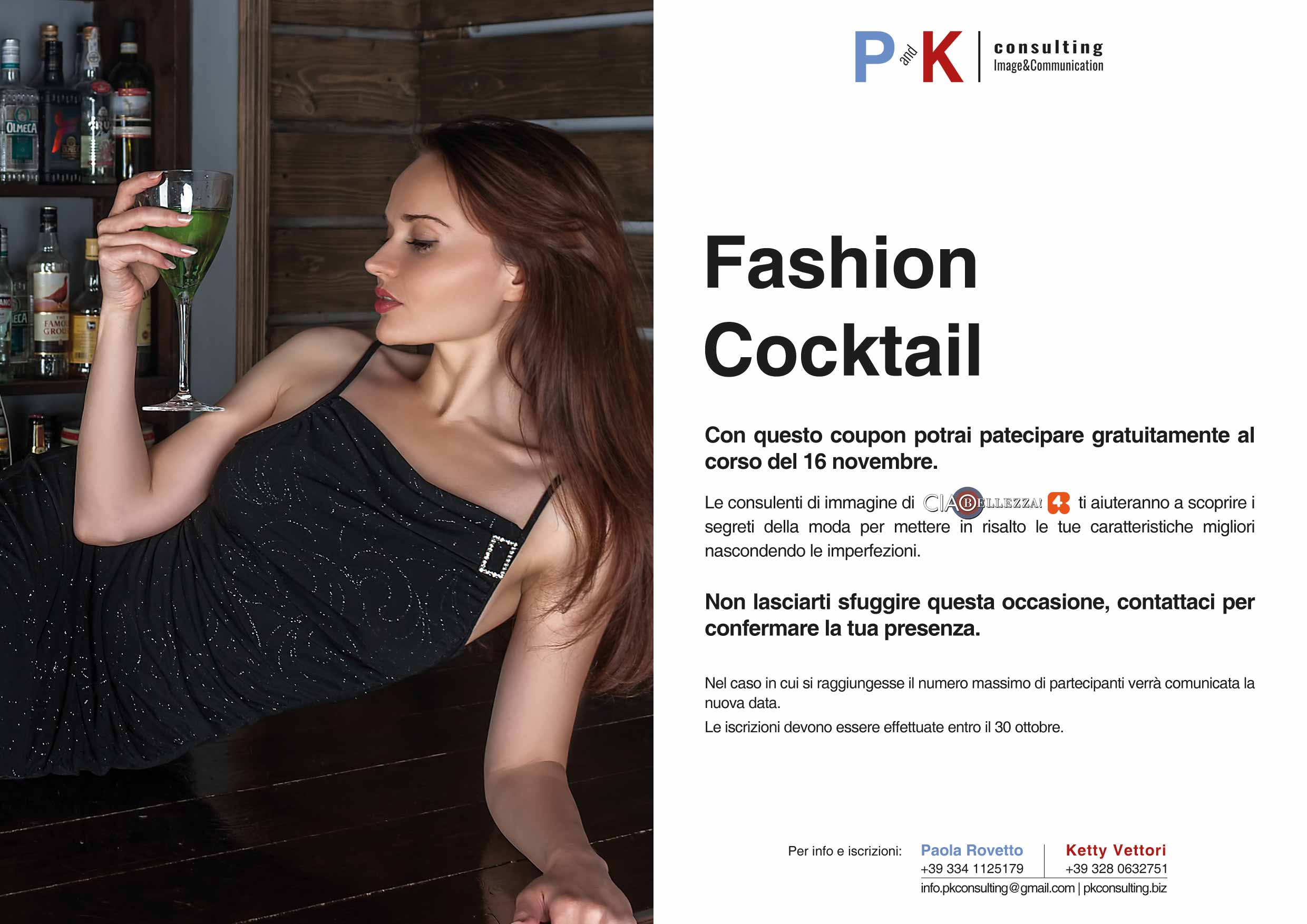 P&K Fashion Cocktail