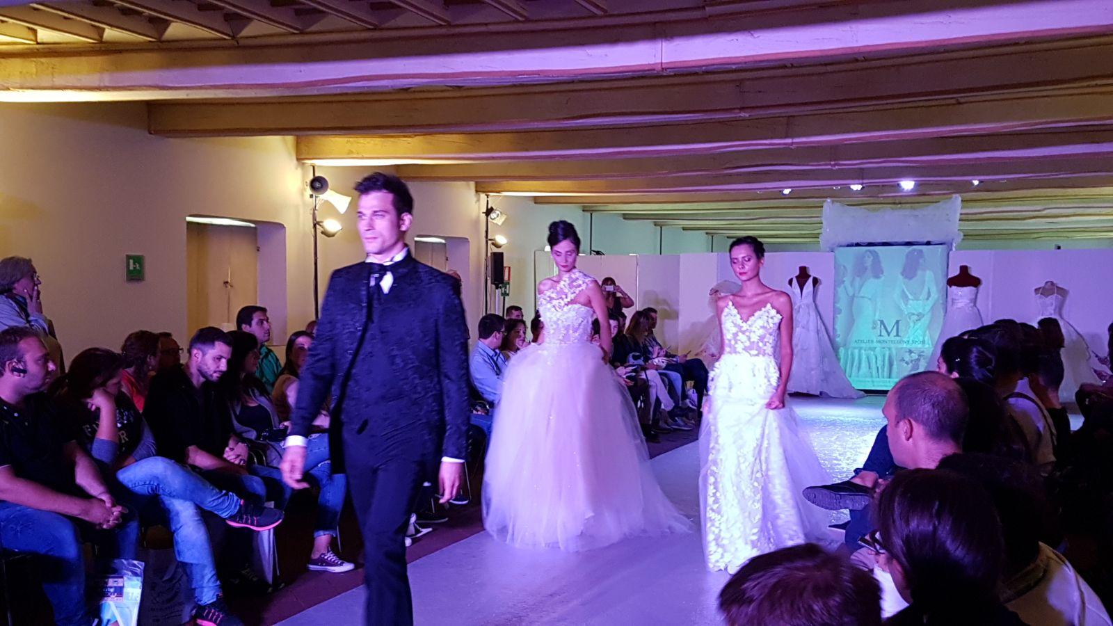 Sfilata sposi In Passerella
