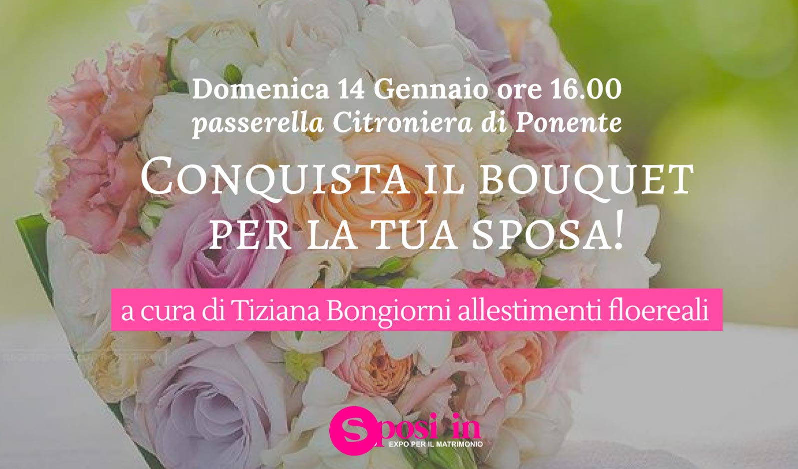 Bongiorni Conquista Bouquet