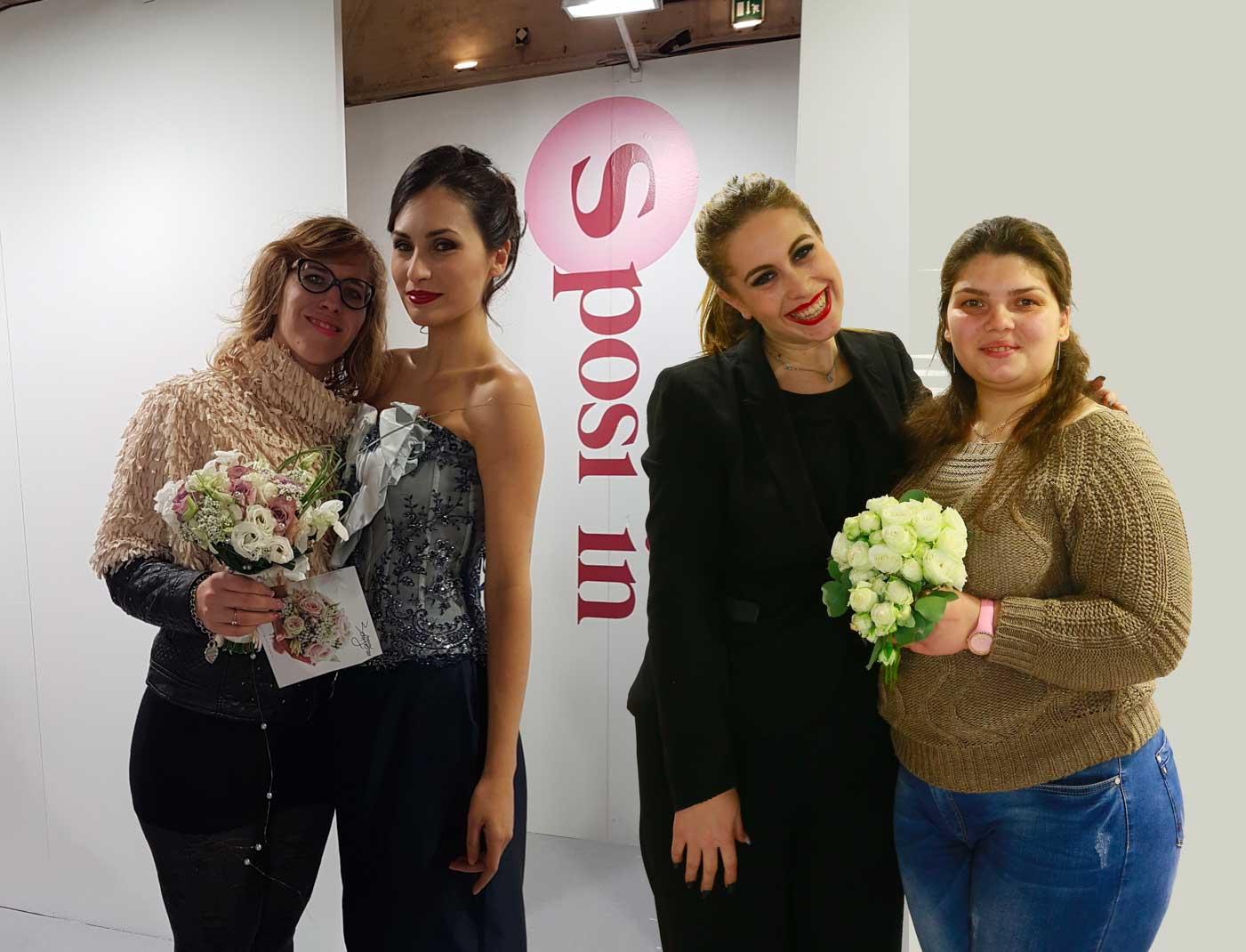 Vincitrici Bouquet