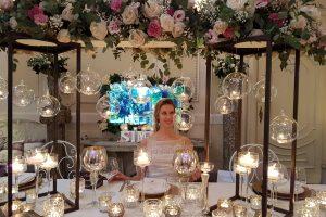 sposa al tavolo nozze
