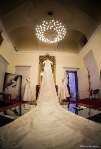 abito matrimonio regale di Svezia