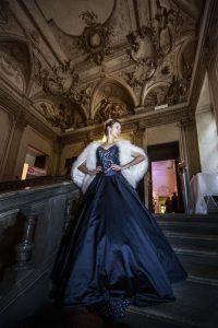 abito cerimonia Francesca Surace
