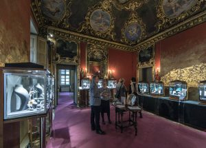 salone aulico Palazzo Cavour