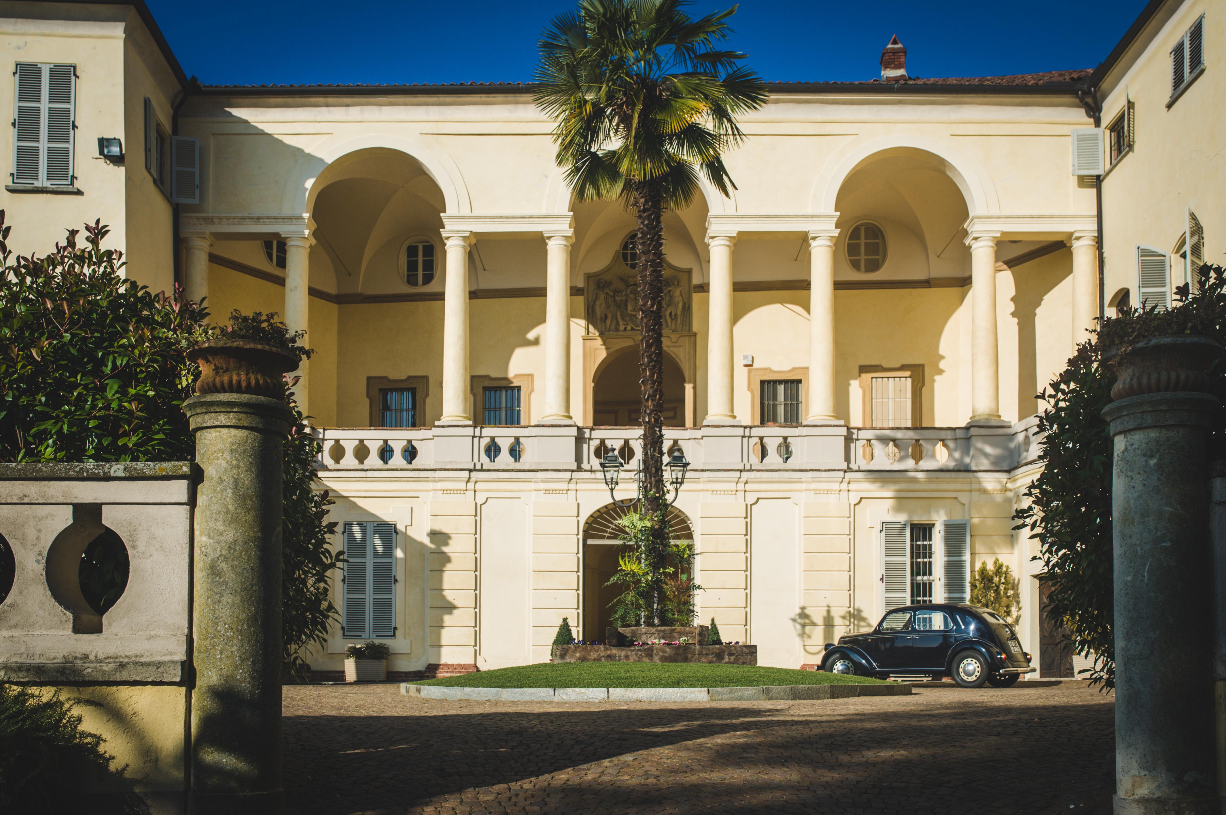 Castello Conti di Viale