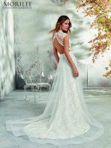 abito sposa schiena scoperta