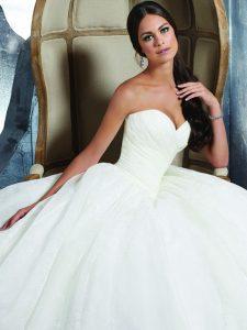 abito sposa largo